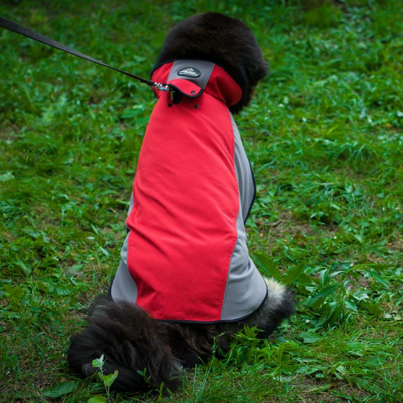 ab0c6bc9f71 Abrigo Impermeable de perro Mastín Tibetano «Capa chubasquero» - H14